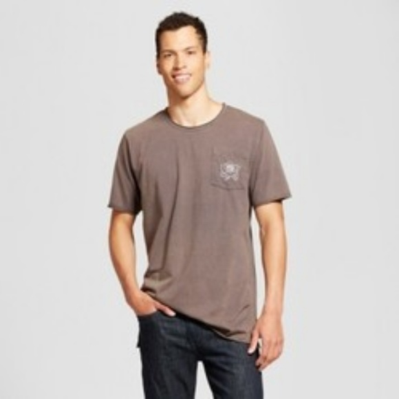 Jackson Other - Jackson Mens Brown Casual T Shirt